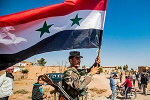 Lính Syria đổ về biên giới để đối phó với quân đội Thổ Nhĩ Kỳ