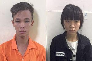 Chị em họ chuyên cạy két sắt cửa hàng Con Cưng, VinMart bị bắt