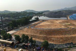 Tổ chức di dân vùng ảnh hưởng môi trường tại huyện Sóc Sơn