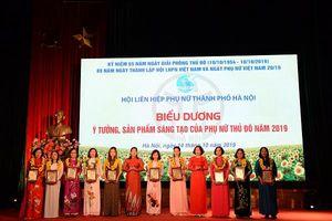 Ngày hội phụ nữ Thủ đô khởi nghiệp sáng tạo