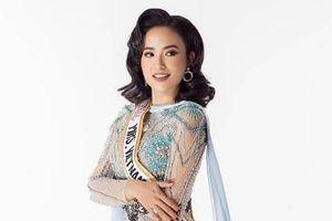 Lê Vũ Hoàng Hạt nối bước Hoa hậu Dương Thùy Linh chinh chiến tại Mrs Worldwide 2019