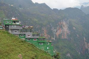 Tạm dừng hoạt động nhà nghỉ Panorama trên đèo Mã Pì Lèng