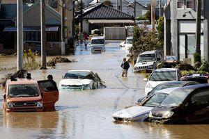 Các Startup Nhật Bản cung cấp nước sạch trong thảm họa