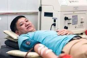 Sẵn sàng hiến máu hiếm cứu người