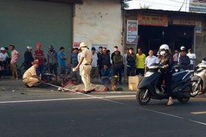 Tai nạn trên đường Hồ Chí Minh, 2 người thương vong