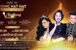 Nhiều nghệ sĩ tên tuổi làm giám khảo cuộc thi Da Nang Voice 2019