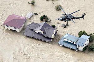Nhật Bản khuyến cáo hơn 6 triệu người sơ tán do bão