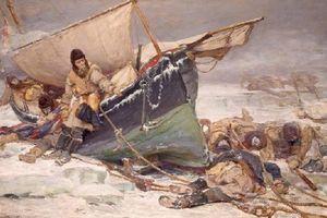 Thảm kịch trên đội tàu thám hiểm rùng rợn nhất lịch sử