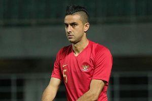 Indonesia sở hữu cầu thủ nhập tịch máu mặt chờ đấu đội tuyển Việt Nam