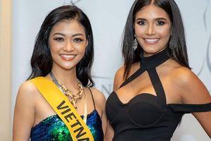 Kiều Loan 'lột xác', có mặt ở 21 bảng xếp hạng Miss Grand International