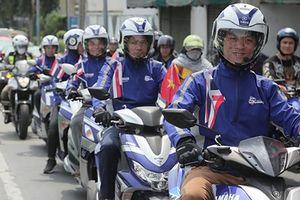 Yamaha Blue Core gây ấn tượng sau hành trình xuyên Đông Nam Á