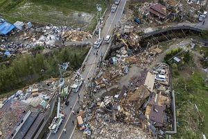Toàn cảnh siêu bão Hagibis tàn phá Nhật Bản