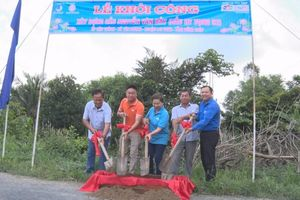 Đồng Tháp khởi công xây cầu mang tên Anh hùng Nguyễn Văn Bảy