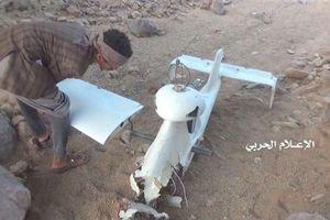 Máy bay trinh sát không người lái của liên minh Ả rập xê út bị bắn rơi ở Yemen