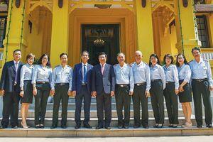 Thanh tra Bộ Ngoại giao: Tự hào 50 năm xây dựng và trưởng thành