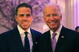 Con trai cựu Phó Tổng thống Joe Biden thông báo từ bỏ vị trí tại công ty Trung Quốc