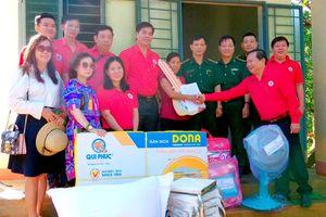 Bàn giao nhà tình thương cho hộ nghèo biên giới Gia Lai