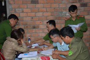Quảng Nam: Phát hiện cơ cở sản xuất số lượng lớn bột ngọt A-one giả