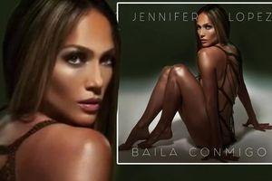 Jennifer Lopez 50 tuổi táo bạo khỏa thân trên bìa single mới