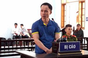 Thầy giáo hiếp dâm học sinh lớp 8 bị tuyên 102 tháng tù