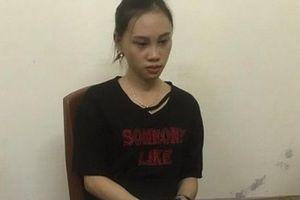 'Hotgirl 9X' xinh đẹp bị bắt cùng hồng phiến và heroin
