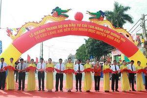 Khánh thành đường đôi nông thôn 1.290 tỷ đồng ở Hải Phòng