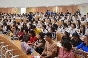 Hơn 200 học sinh Nam Định tham gia trải nghiệm Đại học – định hướng tương lai