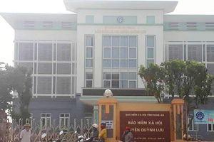 Vụ nhân viên bảo vệ BHXH ở Nghệ An tử vong: Phát hiện dao và viên gạch dính máu