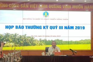 Nông nghiệp Việt 'nhắm' mạnh vào thị trường Mỹ, Trung Quốc, EU