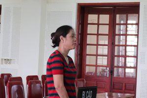 Nhận 3 triệu đồng chuyển 'hàng trắng', nữ quái Hải Phòng bị tòa Nghệ An tuyên 20 năm tù