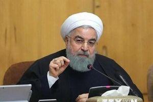 Tổng thống Rouhani: Các âm mưu chống Iran của Mỹ 'đã thất bại'
