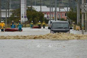 Siêu bão Hagibis tàn phá Nhật Bản, 57 người thiệt mạng, mất tích