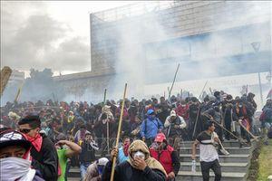 Chính phủ Ecuador và người biểu tình đạt thỏa thuận chấm dứt bất ổn