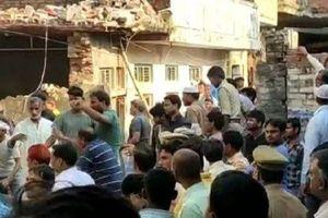 Sập nhà tại Ấn Độ và Peru gây nhiều thương vong