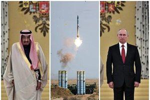 Đưa S-400 đến Saudi Arabia: Tổng thống Putin tìm 'mảnh ghép' cuối cùng để chinh phục Trung Đông?