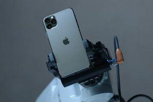 Choáng với chi phí sản xuất iPhone 11 Pro Max