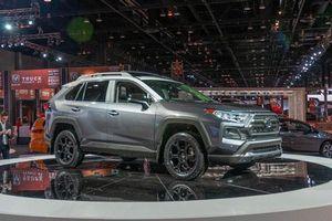 Hé lộ giá bán xe SUV địa hình của Toyota