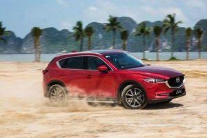 Loạt xe Mazda giảm giá, mức cao nhất đến 100 triệu đồng
