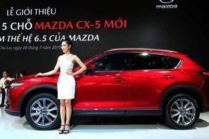 Mazda tiếp tục ưu đãi hàng loạt xe, cao nhất tới 100 triệu đồng