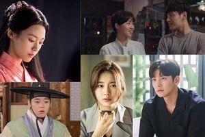 BXH 10 phim Hàn Quốc được tìm kiếm nhiều nhất tuần 3 tháng 10: Phim của Seol Hyun vươn lên dẫn đầu, bỏ xa phim của Ji Chang Wook