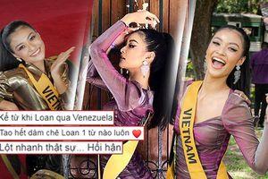 Kiều Loan chiếm spotlight Miss Grand Int', fan hối hận từng ném đá: 'Hết dám chê lời nào'