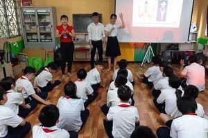 Sinh viên các trường ĐH tại TP. HCM chung tay giúp trẻ khuyết tật tự bảo vệ mình trước vấn nạn xâm hại tình dục