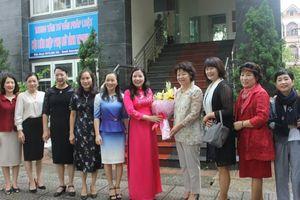 Hội Phụ nữ TP Seongnam thăm và làm việc với Hội LHPN tỉnh Thanh Hóa