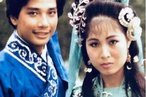 NSND Hồng Vân khoe ảnh với chồng Lê Tuấn Anh cách đây 33 năm