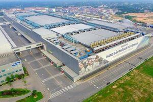 Samsung đưa Việt Nam lên 'bản đồ công nghiệp' thế giới