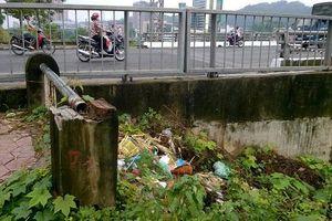 Lào Cai: Chân cầu Cốc Lếu - Điểm cư ngụ của 'những vị khách không mời'