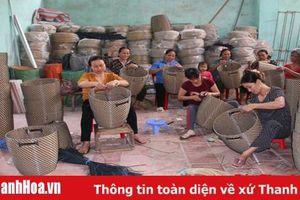 Hiệu quả mô hình đào tạo nghề cho lao động nông thôn