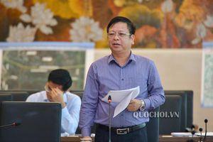 Ủy ban Kinh tế tổ chức Phiên họp toàn thể lần thứ 13