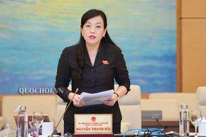 Ủy ban Thường vụ Quốc hội cho ý kiến về Báo cáo Kết quả giám sát việc giải quyết đơn thư khiếu nại, tố cáo của công dân gửi đến Quốc hội