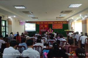 Đồng Tháp họp mặt kỷ niệm 89 năm Ngày truyền thống Ngành Tổ chức xây dựng Đảng (14-10-1930 - 14-10-2019)